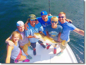 Bay fishing in destin florida destin inshore charters for Bay fishing destin fl
