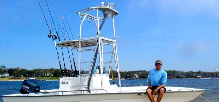 Destin inshore fishing charters bay fishing fishing for Bay fishing destin fl